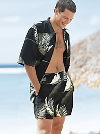 2-Pc. Set: Swim Shorts for Men