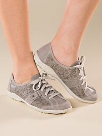 Women's Remonte by Rieker Leather Sneakers
