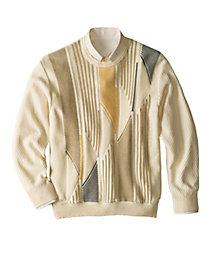 Men's Cotton Trevi Sweater...