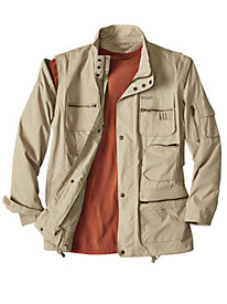 Men's 16-Pocket Pack-It Jacket