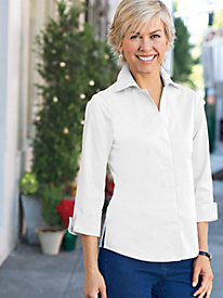 Women's Foxcroft Wrinkle-Free Shirt