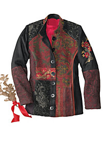 Women's Pageantry Tapestry Jacket
