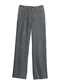 Women's Tweed Pants