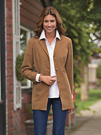 Women's High-Mileage Microsuede Jacket
