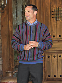 Men's Mediterranean Sweater