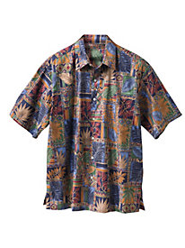 Men's Tori Richard Palm Prince Shirt