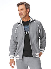 John Blair® Full-Zip Jacket