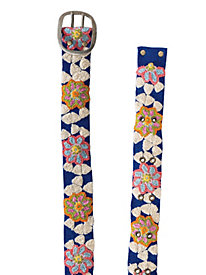 Women's Wildflower Belt