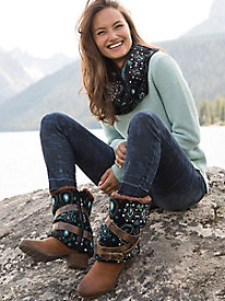 Women's Boot Sweaters