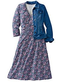 Women's Bella Coola Dress by Sahalie