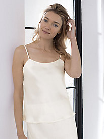 Washable Silk Charmeuse Camisole