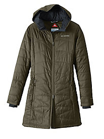 Columbia Sportswear Omni-Heat Hooded Jacket