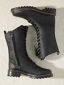 Martino Waterproof Lace-Up Boots