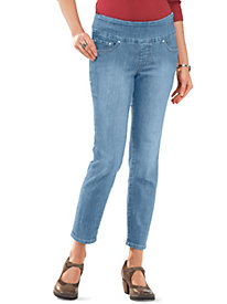 Women's Jag Pull-On Ankle Jeans