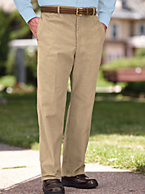 Corduroy Sport Pants by Blair
