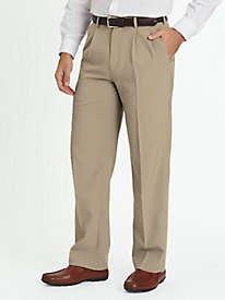 John Blair® Pleated Front Slacks