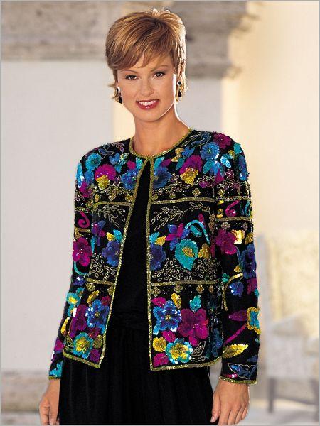 Evening jackets for women