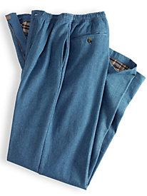 Scandia Woods Flannel Lined Slacks
