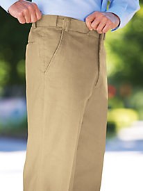 Adjust-A-Band Corduroy Slacks