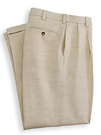 Irvine Park® Wrinkle Resistant Slacks by Blair