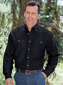 Scandia Woods Cotton Chamois Shirt
