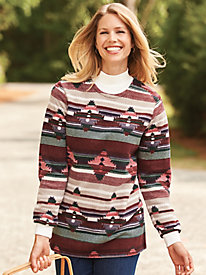 Scandia Fleece Tunic