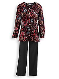 Elisabeth Williams� Tunic Pants Set