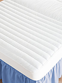 Zoned Support Mattress Pad