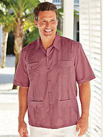 Tropicool® Guayabera Shirt