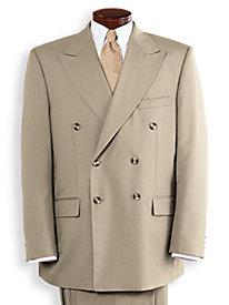 Double-Breasted Suit Coat by Blair
