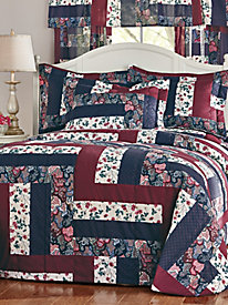 Caledonia Quilted Bedspread...