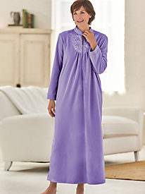 Scandia Fleece Robe