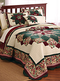 Click here for Peacock Quilt Bedspread prices