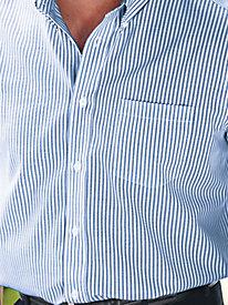 Wrinkle Resistant Short Sleeve Oxford Shirt