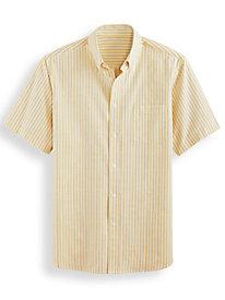 Irvine Park� Short-Sleeve Oxford Shirt