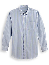 Wrinkle Resistant Long Sleeve Oxford Shirt