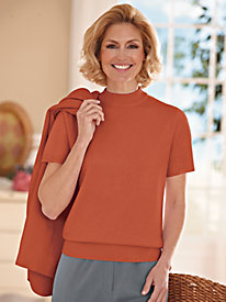 Elisabeth Williams® Cashmere-Like Sweater