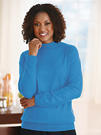 Elisabeth Williams� Cashmere-Like Sweater