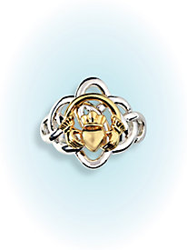 Traditional Claddagh Ring by Blair