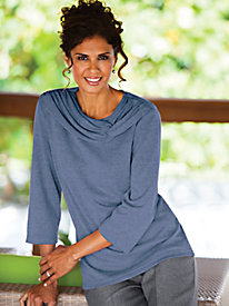 Elisabeth Williams® Soft Knit Top