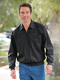 John Blair� Full-Zip Shirt