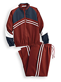 Irvine Park® Microfiber Jog Suit