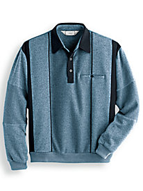 Palmland Heathered Fleece Shirt