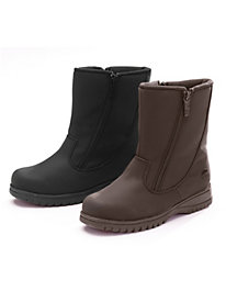 Totes® Double-Zip Winter Boots