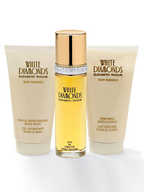 3-Pc White Diamonds Set, by Elizabeth Taylor