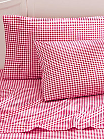Cotton-Rich Printed Sheet Set