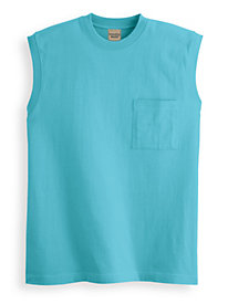 Scandia Woods Knit Sleeveless Tee