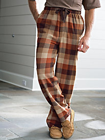 North Woods Flannel Sleep Pants