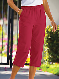Calcutta Cloth Capris