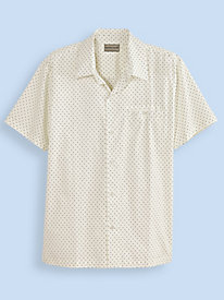 Scandia Woods Pin Dot Sport Shirt
